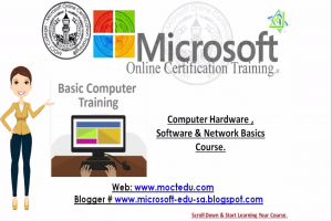 Thumbnail cover of Computer Basic Course By MOCT College.png